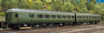 Hornby R3290A BR 2-HAL 2 Car Electric Multiple Unit Train Pack